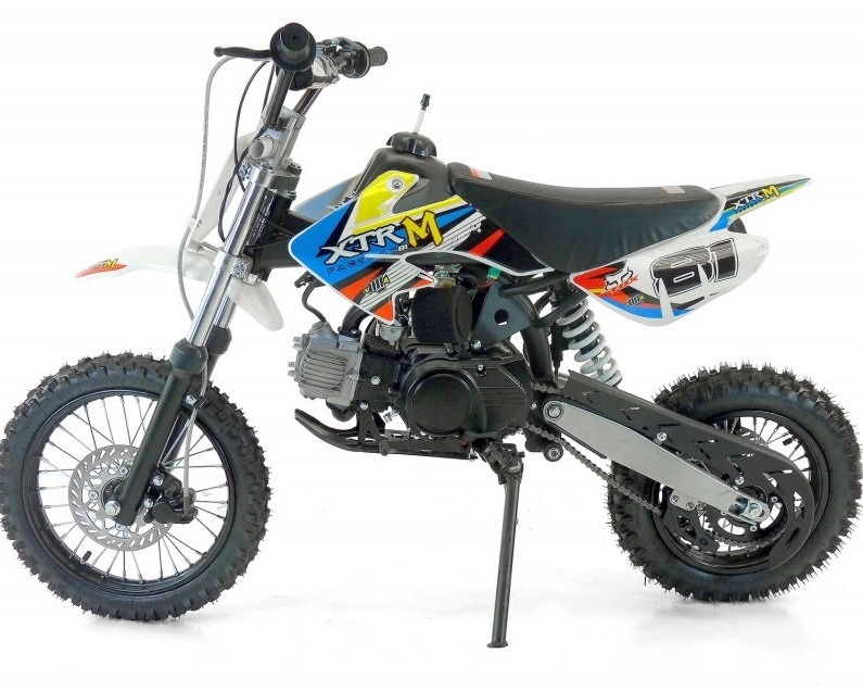 dirt bike 110cc neo pas cher vente achat acheter une moto cross enfant ados xtrm 81 a vendre. Black Bedroom Furniture Sets. Home Design Ideas