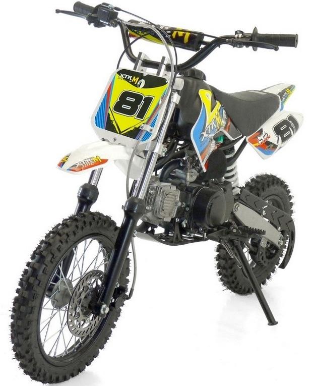 dirt bike 110cc neo pas cher vente achat acheter une moto cross enfant ados xtrm 81 a vendre. Black Bedroom Furniture Sets. Home Design Ideas