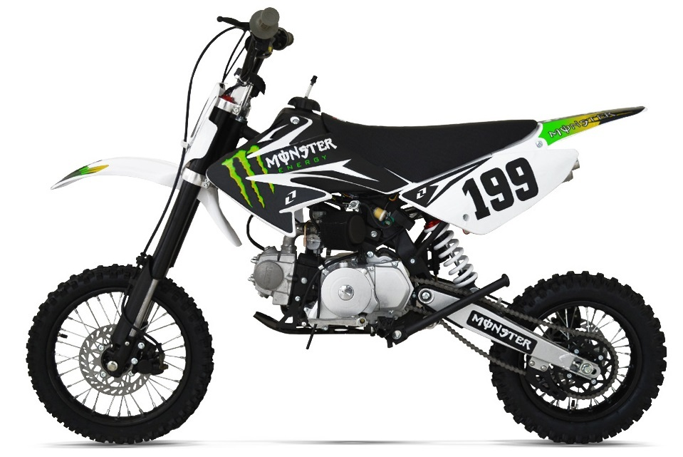 Dirt bike 125 tornado sport dirt 125cc pit bike orion ttr tornado
