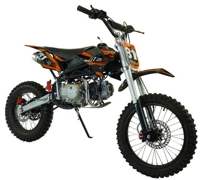 dirt bike 125cc tornado sport moto cross pas cher pneus roues 17 14 moteur 4 temps. Black Bedroom Furniture Sets. Home Design Ideas