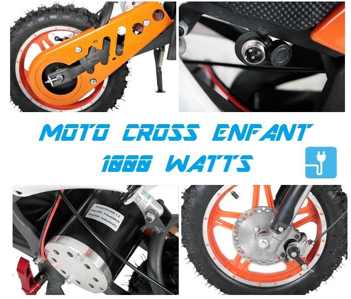 dirt bike eco 1000w nitro moto 100 electrique. Black Bedroom Furniture Sets. Home Design Ideas
