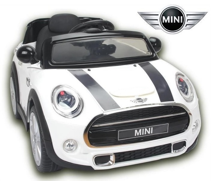 voiture electrique pour bebe mini cooper mp3 telecommande. Black Bedroom Furniture Sets. Home Design Ideas