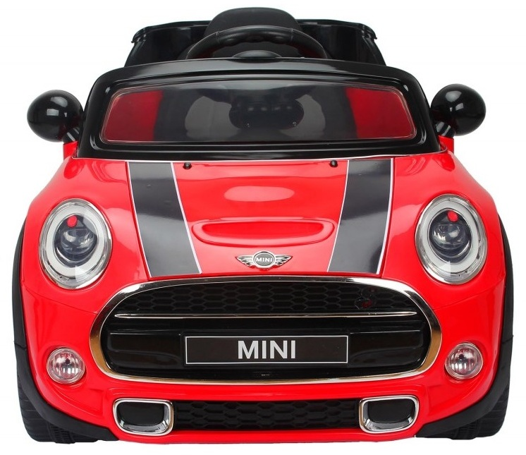 voiture electrique pour bebe mini cooper mp3 telecommande pas cher id. Black Bedroom Furniture Sets. Home Design Ideas