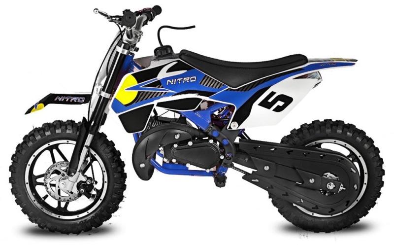 moto cross 50 neo     pas chere     minidirt cross bull
