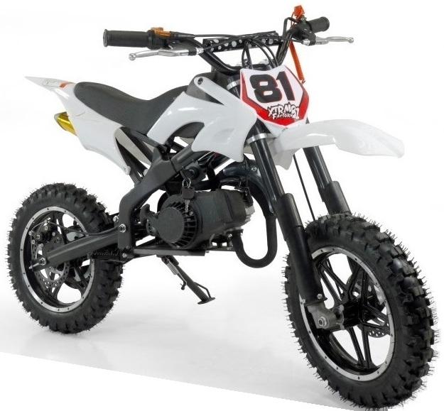 moto cross 50 xtrm pas cher mini motocross factory 81 enfant grandes roues. Black Bedroom Furniture Sets. Home Design Ideas