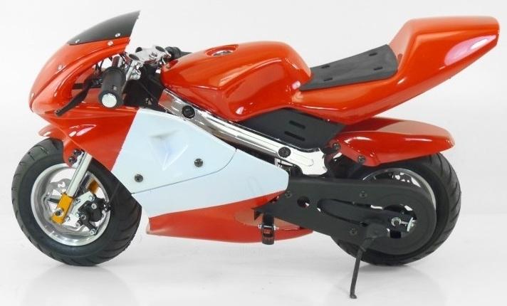 pocket bike electrique neo moto piste pour enfant 350w a vendre pas cher. Black Bedroom Furniture Sets. Home Design Ideas