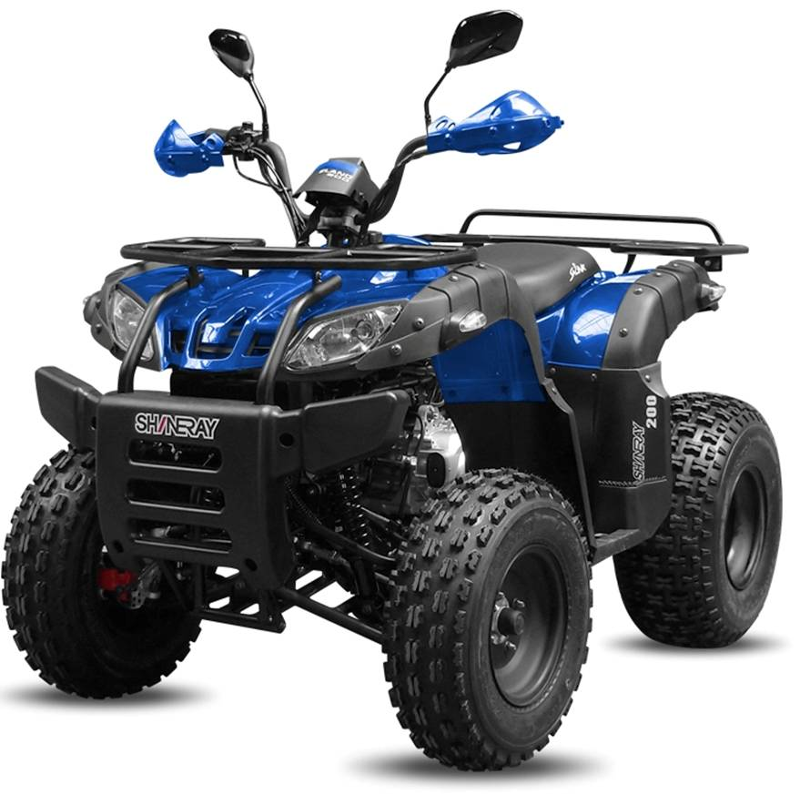 quad shineray booster new 200cc