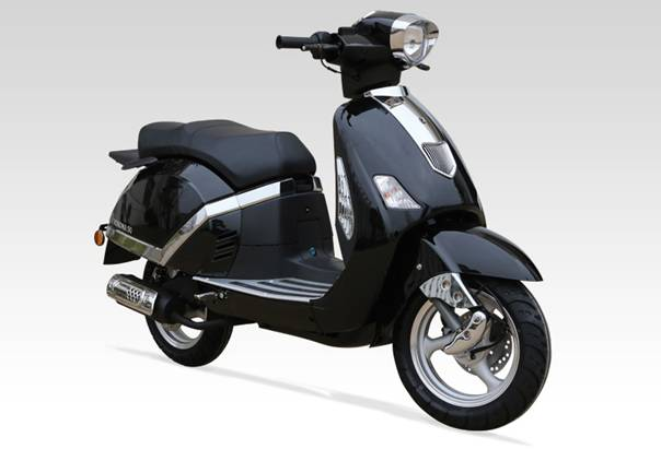 scooter vespa vintage 50cc pas cher scooter neuf moins. Black Bedroom Furniture Sets. Home Design Ideas
