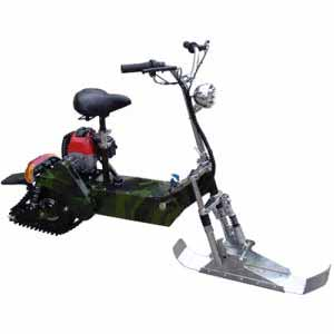SNOWSCOOTER