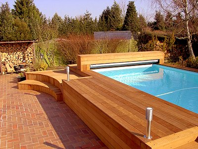 piscine bois vente de piscines en bois achat piscine bois. Black Bedroom Furniture Sets. Home Design Ideas