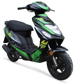achat scooter 50cc neo terminator pas cher