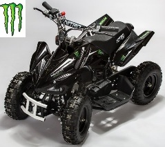 booster quad monster pas cher