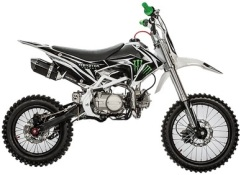 dirt bike monster 125cc grandes roues