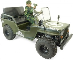 jeep us army willys neo a vendre pas cher