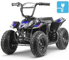 pocket quad enfant electrique monster