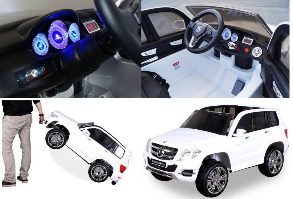mercedes glk  mini voiture electrique pour enfant