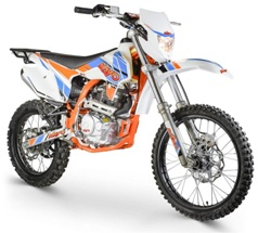 dirt bike 250cc enduro pas chere