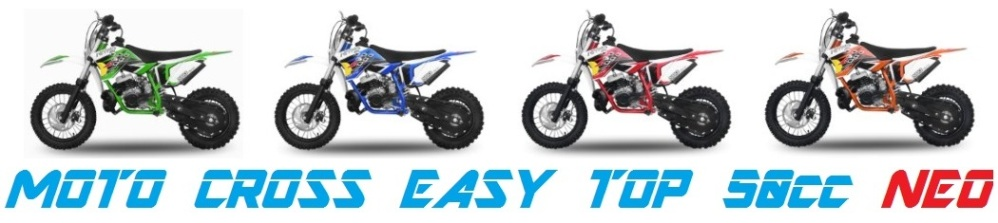 motocross dirt bike easy top 50cc neo moteur 2 temps