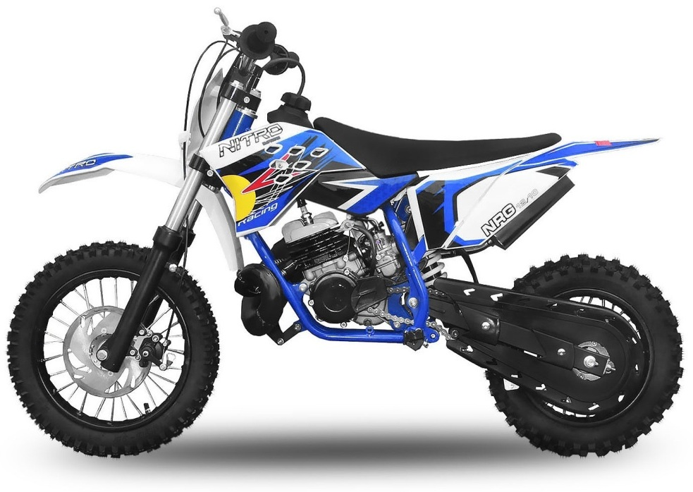 moto cross easy top evo 50cc dirt bike grandes roues