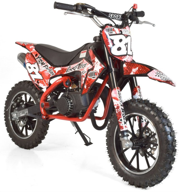 pocket cross 81 xtrm 50cc