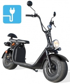 scooter citycoco t cruiser harley scooter electrique 1500w