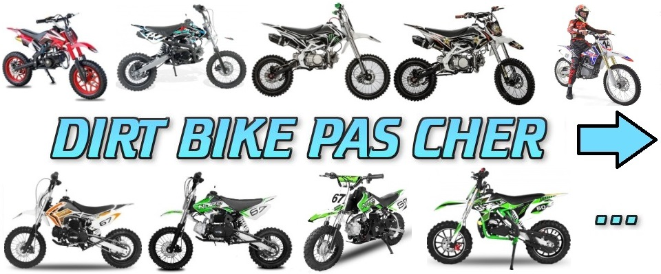 dirt bike 50cc 110cc 125cc 250cc pas cher