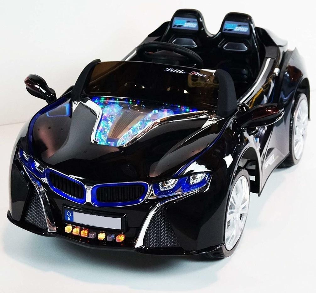 BMW I8 BIG XL VOITURE ELECTRIQUE ENFANT BEBE PAS CHER