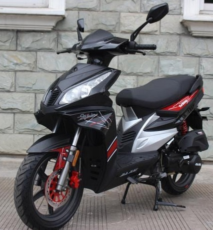new scooter 125 fusion neo pas cher jiajue motor
