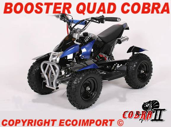 BOOSTER QUAD COBRA 2