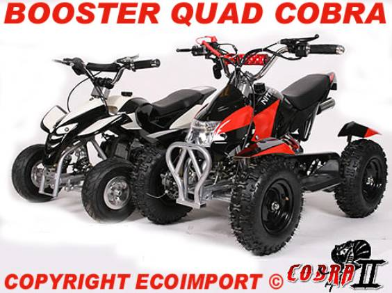BOOSTER QUAD COBRA 2009