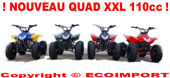 Quad 110 xl turbo