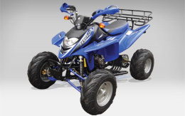 QUAD FURIOUS 250CC