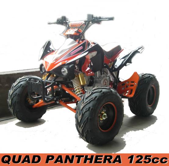 QUAD PANTHERA 125cc