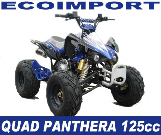 Quad 125cc Panthera