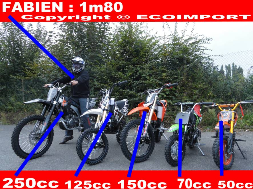 dirt bikes ecoimport