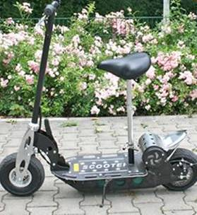 trottinette electrique 500w city fun