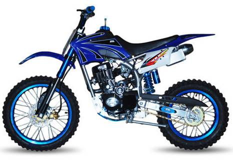 Dirt bike 250cc tornado pas cher