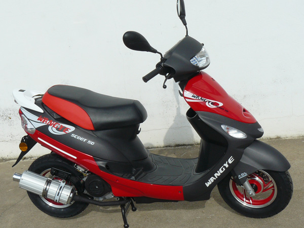 scooter 50cc city fun   scooter pas cher   50 cm3 wangye neuf au prix occasion