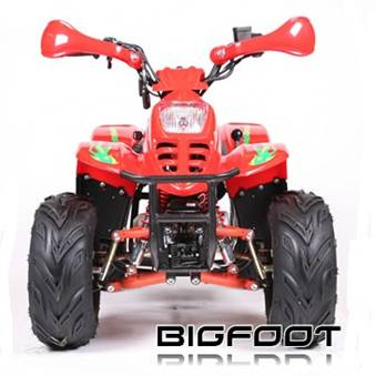 Quad big foot 125cc rg nitro