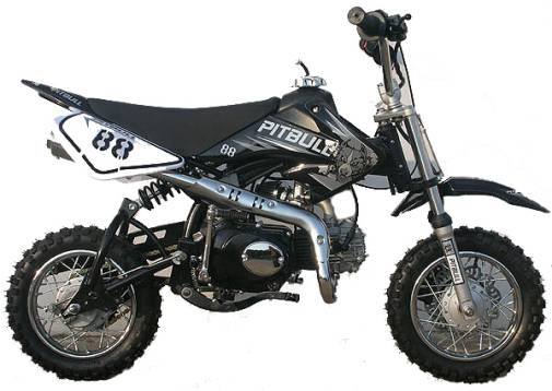 DIRT BIKE 90cc PAS CHER