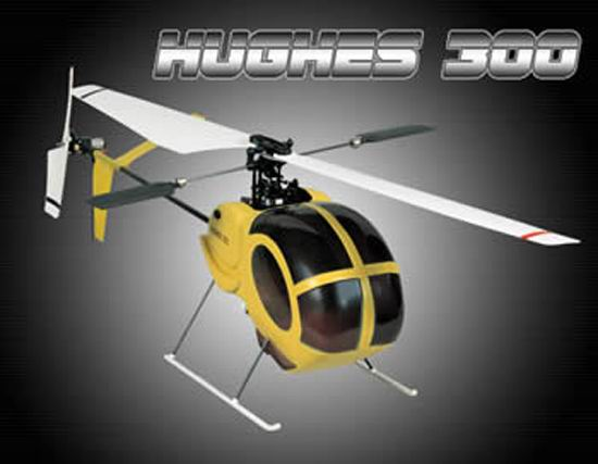 Helicoptere hughes 300