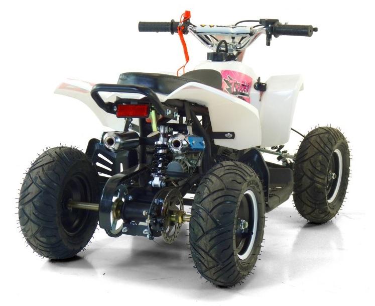 booster quad neo x moteur thermique essence 50cc mini quad enfant pas cher
