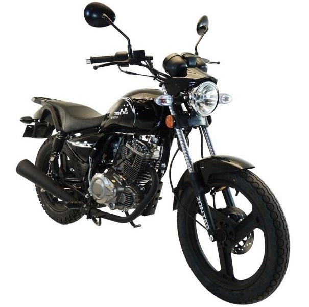 chopper 125 tiger sport moto homologue route pas cher
