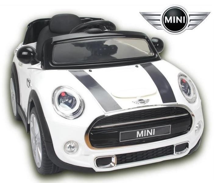 voiture electrique pour bebe mini cooper mp3 telecommande. Black Bedroom Furniture Sets. Home Design Ideas