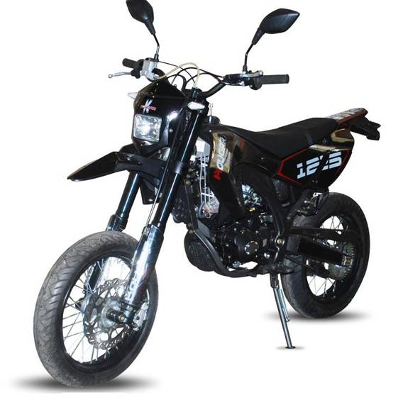 supermotard 125cc kougar 125cc moto pas cher. Black Bedroom Furniture Sets. Home Design Ideas
