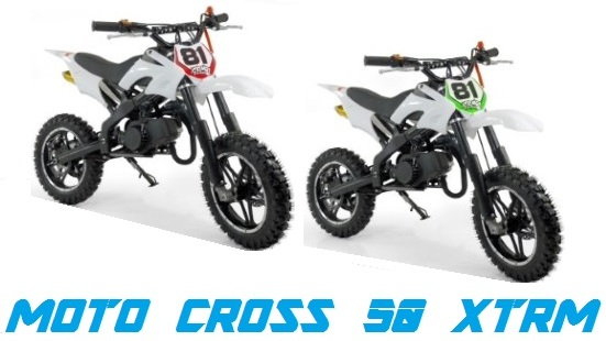 motocross enfant 50 dirt bike pit bike cross xtrm 81