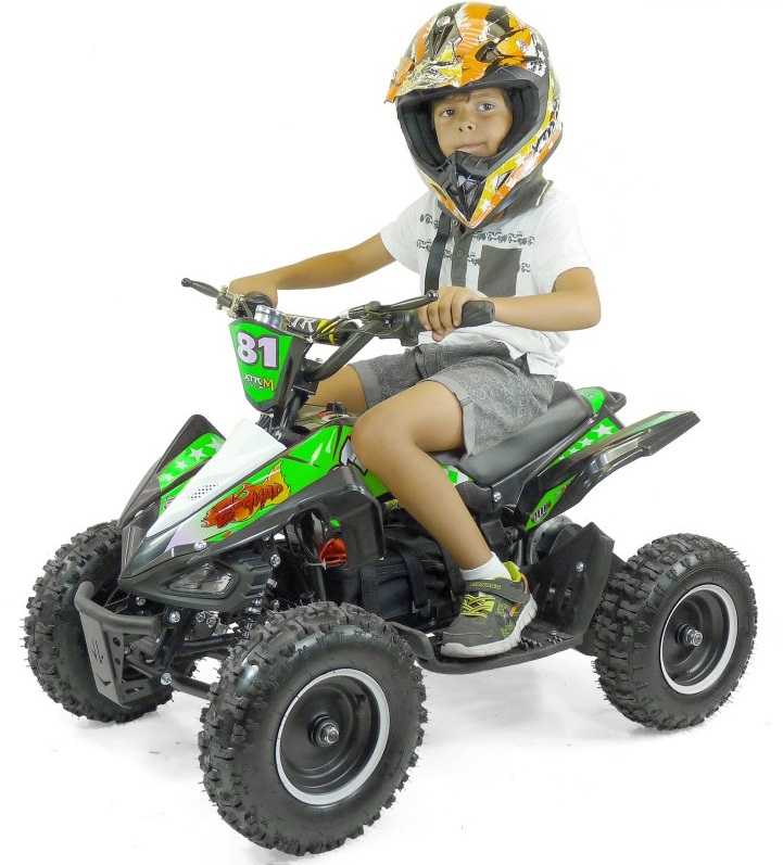 pocket-quad-50cc-numero-81-demarreur-easy-start