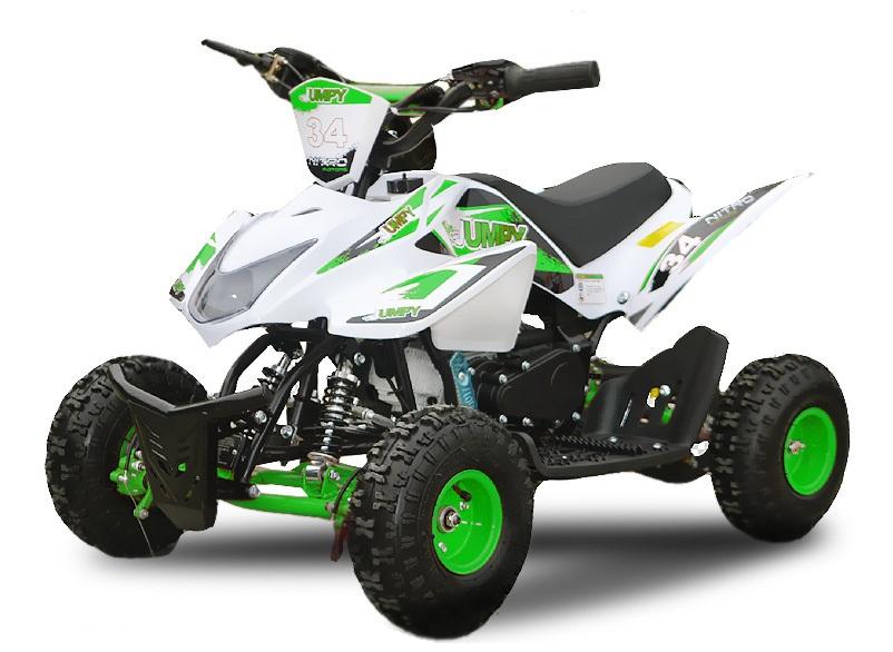 pocket quad jump luxe 50cc pour enfant   pas cher   mini