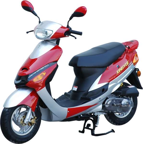 IMPORT SCOOTER CHINOIS